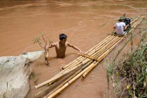 Przeprawa przez rzekę
