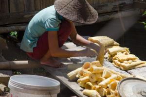 Jedzenie w Phongsaly