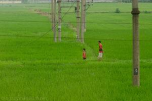 Pociągiem na południe Wietnamu