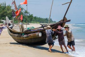 Plaża koło Hue