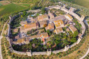 Toskania – Rejon Chanti