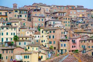Toskania – Siena