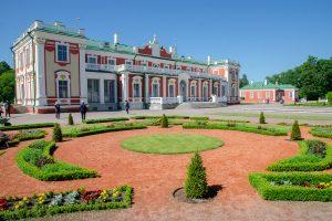 Estonia – pałac Kadriorg