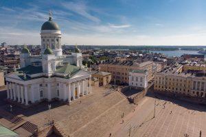 Finlandia – Helsinki cz.1