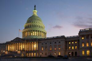 Waszyngton nocą