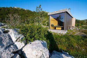 Via Adriatica, ekskluzywny schron górski