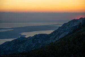 Via Adriatica, wieczor  i poranek dnia czwartego